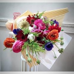 Feliz fiestas patrias~🇨🇱 #amorporlasflores #florista #diseñofloral