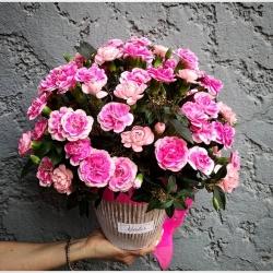 Un arreglo para la hija en una ocasión especial 🥰#regaláflores  #floresnaturales #deliverydeflores🌼🌸
