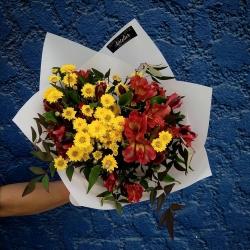 Seguimos atendiendo por despacho y retiro~💐 #delivery #floresencasa #flowerstagram #floresnaturales #despachoflores