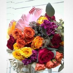 La última entrega de la semana💐 #ramoexótico #floresencasasiempre #ramosdeflores #flores #flowers